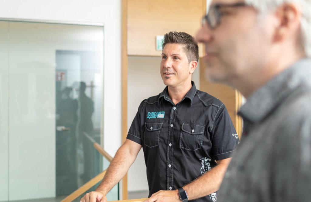 Fuchsberger Thomas, Geschäftsführer bei TF-Systems in Tamsweg