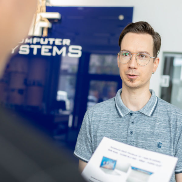 Petzner Wolfgang, IT Techniker bei TF-Systems in Tamsweg