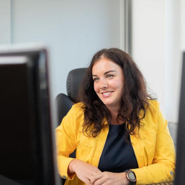 Santner Katja, Buchhalterin bei TF-Systems in Tamsweg