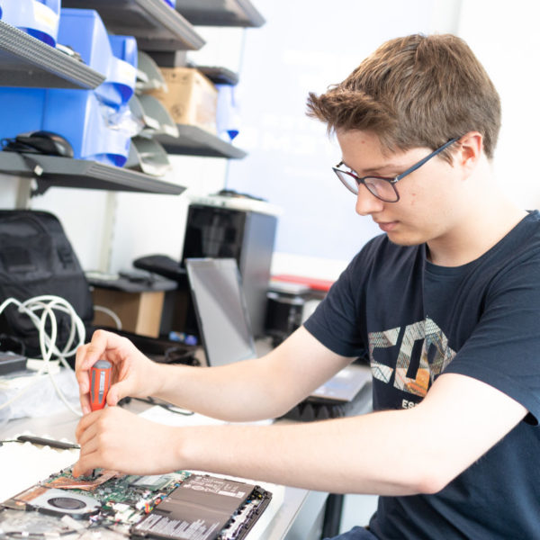 Taferner Jakob, Netzwerktechniker bei TF-Systems in Tamsweg